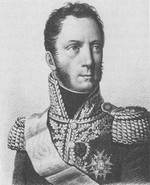 Fils de <b>Gabriel Louis</b>, lieutenant général 24.05.1814 : Mariage avec Adrienne <b>...</b> - por0331_CAULAINCOURT